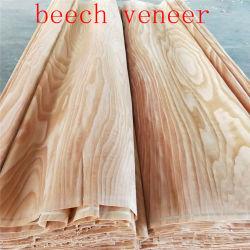 Фанера перед лицом шпона бука шпона дерева для украшения