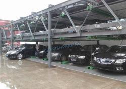 Psh Semi-automatique personnalisé Vechile voiture Solution de système de stationnement de Puzzle avec la CE