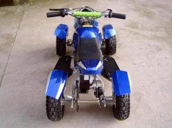Quatre roues électriques Les enfants jouaient VTT Quad (SC400-M)