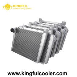 O alumínio Resfriador do Ar da Barra da placa de permutador ar-ar para Serviço Pesado Veículo