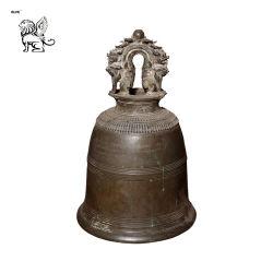 Bronzo personalizzato Bell Btum-05 del tempiale di stile cinese della decorazione di uso del tempiale di formato