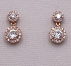 Bruids Juwelen, Bruids Oorring, de Juwelen van de Oorring van het Huwelijk, de Juwelen van de Oorring van de Gift van het Bruidsmeisje