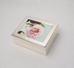 写真のフレーム・カバー-シリーズギフトを持つJewellery Trinket Box女性
