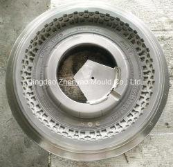 Высокое качество резиновые твердых пресс-форм, шин колес пресс-формы