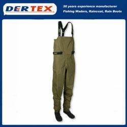 Pesca com mosca de PVC ou nylon Wader Pants para equipamento de pesca à venda