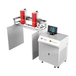 PE Pet PVC BOPP krimpkous laminaat flexibele pakketfilm Easy Lines Easy Open Package Air Vent Laser Perforator met Galvo Scanner CO2-marking machine