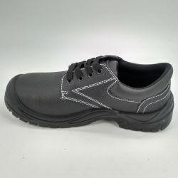 Stahlzehe-Schutzkappen-Mann-Lederindustrie-wasserdichte Sicherheits-Schuhe Ufe025