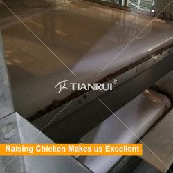 حزام PP التلقائي الدواجن إزالة نظام منزل الدجاج