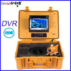 Подводного подводной камеры 7'' монитора DVR для записи видео 7A