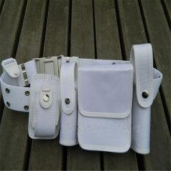 Militar Segurança Tactical Outdoor Camping Viajar Multi-Funcional 8-10 Pockets PE Nylon Belt