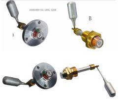 Indicador do Compressor de ar 1616510800 Manómetro do nível de óleo