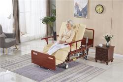 Het multifunctionele Verlamde Bed van de Verzorging van de Zorg van het Huis van Patiënten