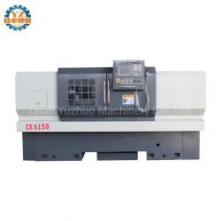 Ck6150 ماكينة التحول المعدني CNC لاث فانوك نظام اختياري