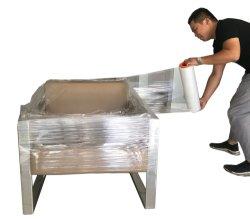 Рукой литые растянуть пленку LLDPE устройства обвязки сеткой