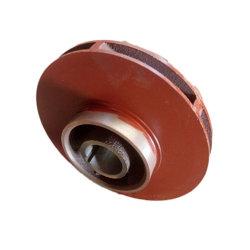 投資鉄鋼鋳造鉄小型ウォータポンプインペラ製品