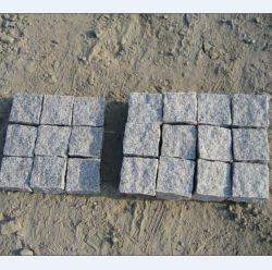 G684 природных Split черного гранита асфальтирование камня