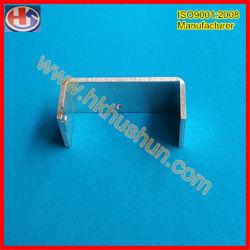 Металлическая деталь штамповки излучение Fin с алюминиевыми (HS-AH-0013)