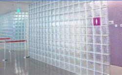 Les écrans de bloc de verre (ZL-GB)