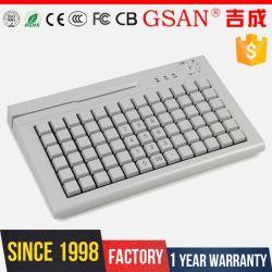 Het witte Online Toetsenbord van het Toetsenbord van het Toetsenbord Compacte