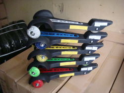 Skate exclusivo, 3 Rodas, Skate skate exclusivo (ET-SK201)