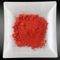 Il colore concreto del fornitore della Cina pigmenta la polvere di colore rosso dell'ossido di ferro