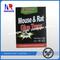 中国Ninger強い粘着性があるラットおよびマウス接着剤のトラップの板紙表紙の接着剤のトラップ
