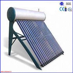 Riscaldatore di acqua solare non pressurizzato ampiamente usato dell'acciaio inossidabile