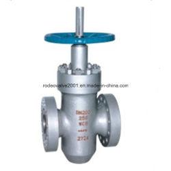 Druckdichtring-Ventil Für Hochdruck-Flachschieber Mit Hoher Temperatur