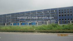 Construction intégrée de châssis en acier multi-fuction pour le stockage d'ateliers Bâtiments de bureaux
