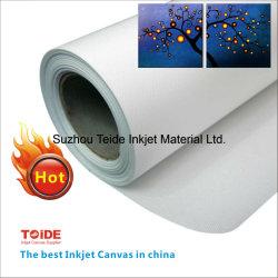 Qualidade superior de venda quente barata /Eco solvente aquoso /Matt //brilhante tela de jacto de tinta grossista /imprimíveis