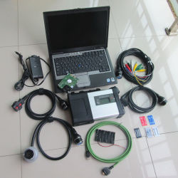 2016 MB BR verbinden Compacte vijfsterrendieDiagnose aan WiFi HDD 2016.05 in D630 Laptop MB BR Hulpmiddel van de Multiplextelegraaf van de Ster C5 het Auto Kenmerkende wordt geïnstalleerdu