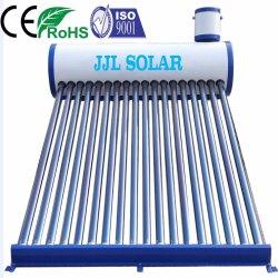 Unpressureの真空管の太陽熱パネルのコレクターの太陽給湯装置