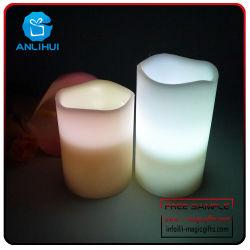 2016 candele senza fiamma di telecomando LED