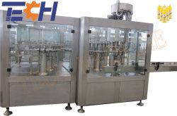 Caixa de chá de suco de bebida quente bebida fábrica de engarrafamento líquido Linha 3NO1 máquina de enchimento da China melhor fornecedor de máquinas de enchimento