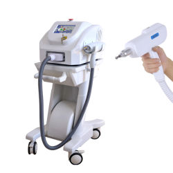 Importados da Coreia Q-Switched ND YAG Laser/ Preço da Máquina de remoção de tatuagem a Laser
