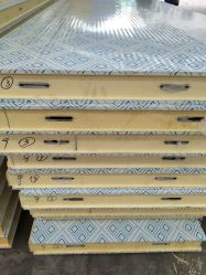 販売のための冷蔵室ポリウレタン絶縁体のパネル