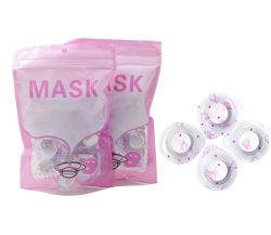 Jelly Design masque facial de papier de bricolage comprimé