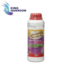 König Quenson Agrochemical Product Deltamethrin 98% Tc Deltamethrin 25 g/l EC-Schädlingsbekämpfungsmittel