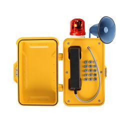 Minning Teléfono, teléfono de emergencia, el metro Minning Teléfono, Teléfono Minning IP67.