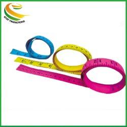 هدايا بلاستيكية مبتكرة، شريط قياس 1,5 م/شريط قياس مرن/شريط تقليص تلقائي