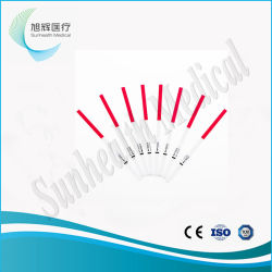 Испытательные комплекты беременности HCG /быстрого беременности проверка газа Midstream кассеты