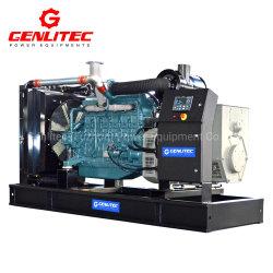 Générateur de puissance 200KVA Diesel Generator avec la Corée Doosan (P086TI) moteur