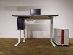 Manualmente ajustável em altura de Serviço Pesado de Turismo, sentar e levantar moderno mobiliário de escritório