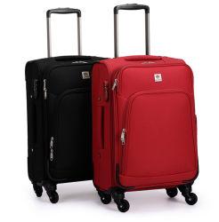 직물 회전 4개의 바퀴 (CY3400)를 가진 트롤리에 의하여 선회되는 여가 사업 여행 Boarding 수화물 여행 가방 부대 상자