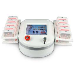 Populäre Berufsabnehmende/fette Verkleinerung Karosserie 980nm gewicht-Verlust-Riemen Lipo Laser-650 für Verkauf