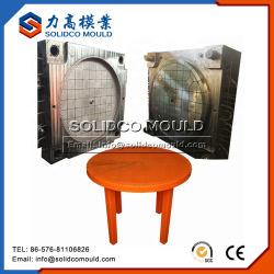 Домашних хозяйств для использования вне помещений пластиковые круглые Квадратные пресс-формы стола