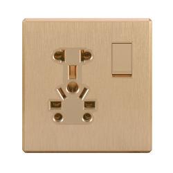 La vente d'usine de 5 à 1 socket socket 10 broches Multi