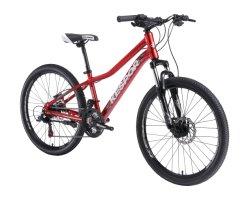 Shimano 21скорости Kid гидравлических тормозных дисков алюминиевый сплав детей горный велосипед
