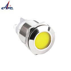 12V 24V de alto brillo LED Lámpara de 22mm