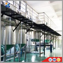 Refinação de óleos comestíveis de alto desempenho Máquina Refinaria de óleo de girassol e mini-Refinaria de Óleo de soja